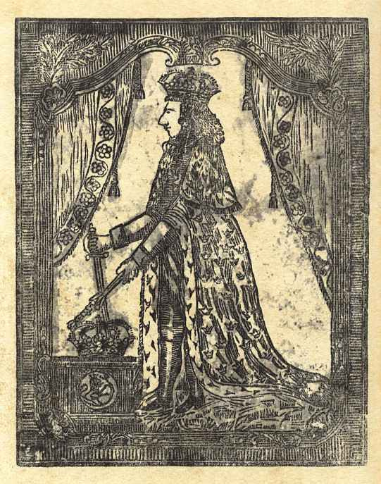 Свен Раск. Шведский король Карл XIV Иоганн