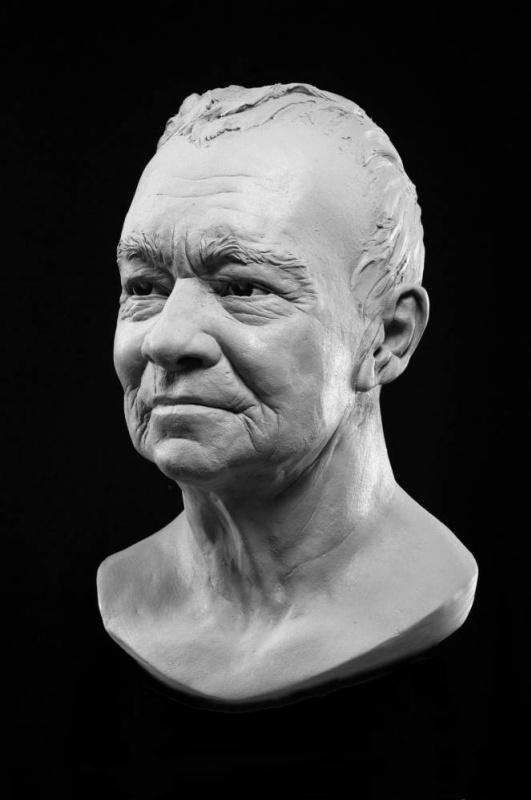 Филипп Фаро. Портретная скульптура 26