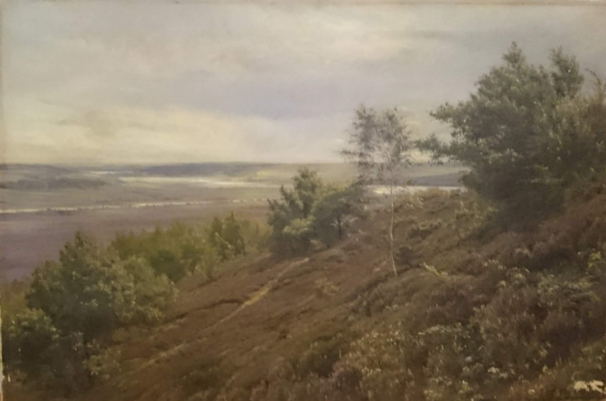 Alexey Mikhailovich Gritsay. Landscape