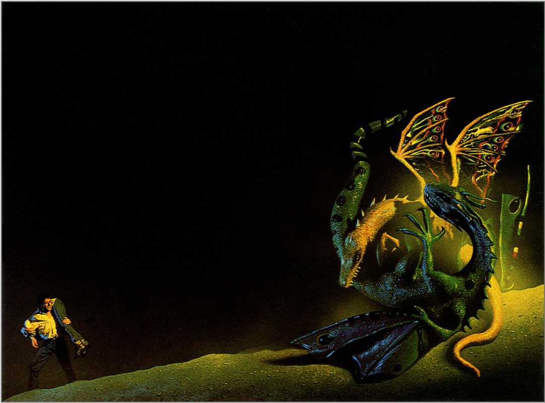 Tim White. Sign Of Chaos