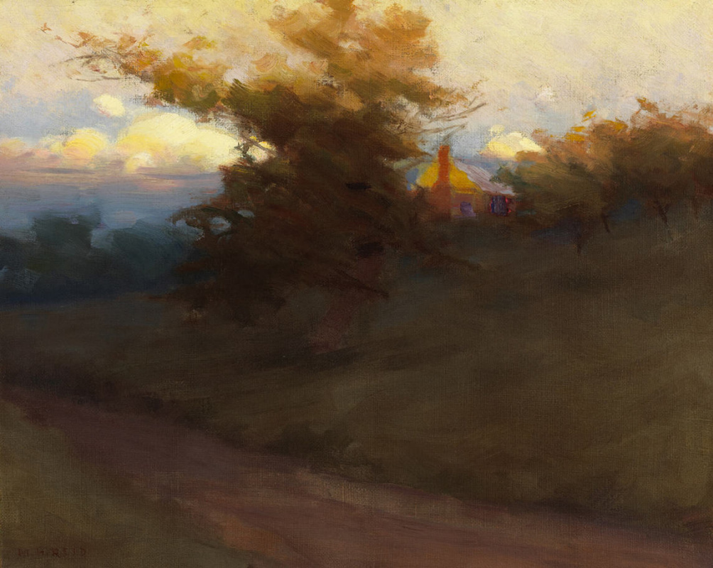 Mary Augusta Hister Reed. Sunrise