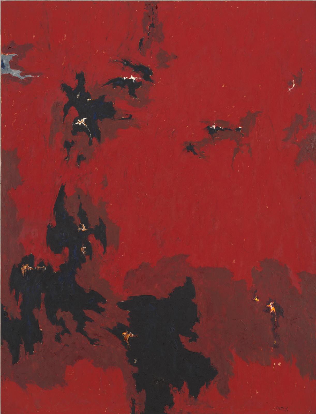 Клиффорд Стилл. 1949. №1