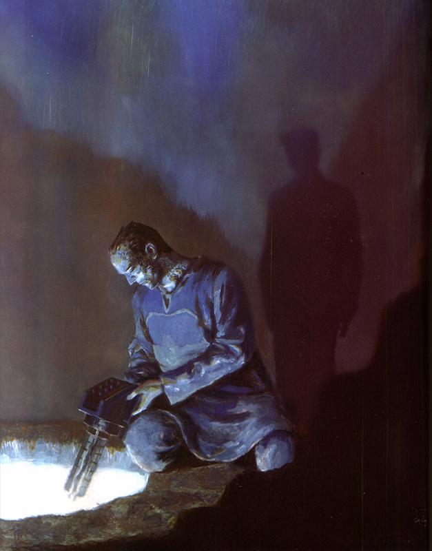 Джейми Толагсон. Тень
