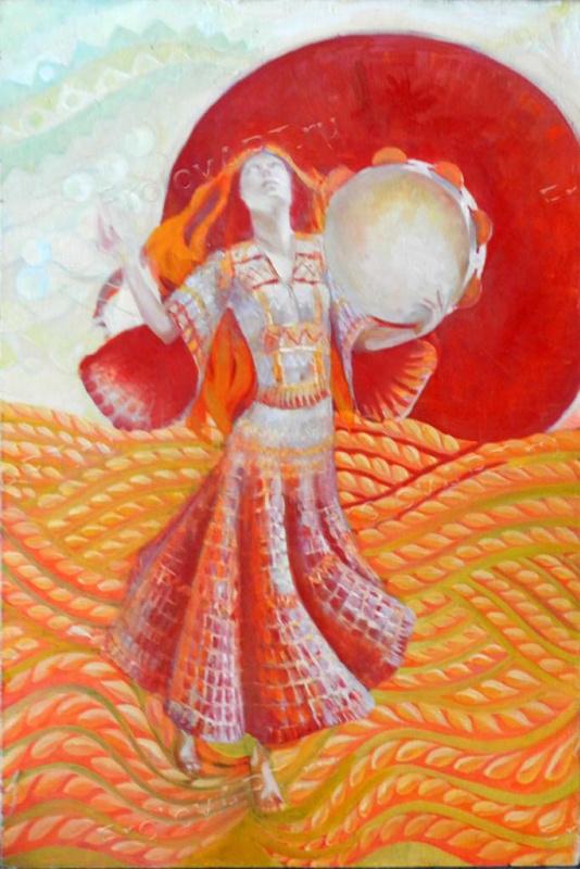 Valery Frolov. Танец Терпсихоры