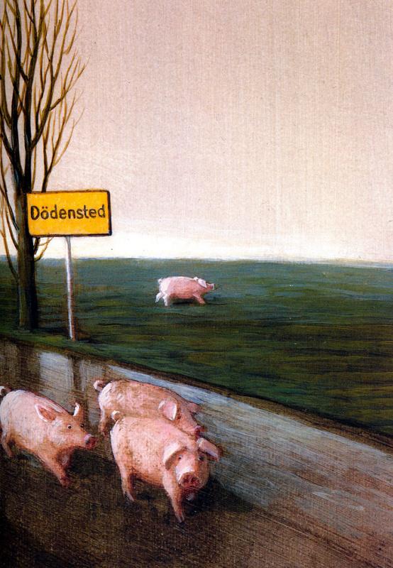 Михаэль Сова. Свиньи