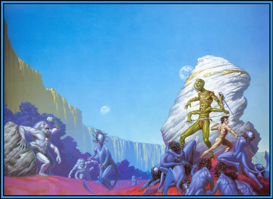 Майкл Уилан. Боги Марса