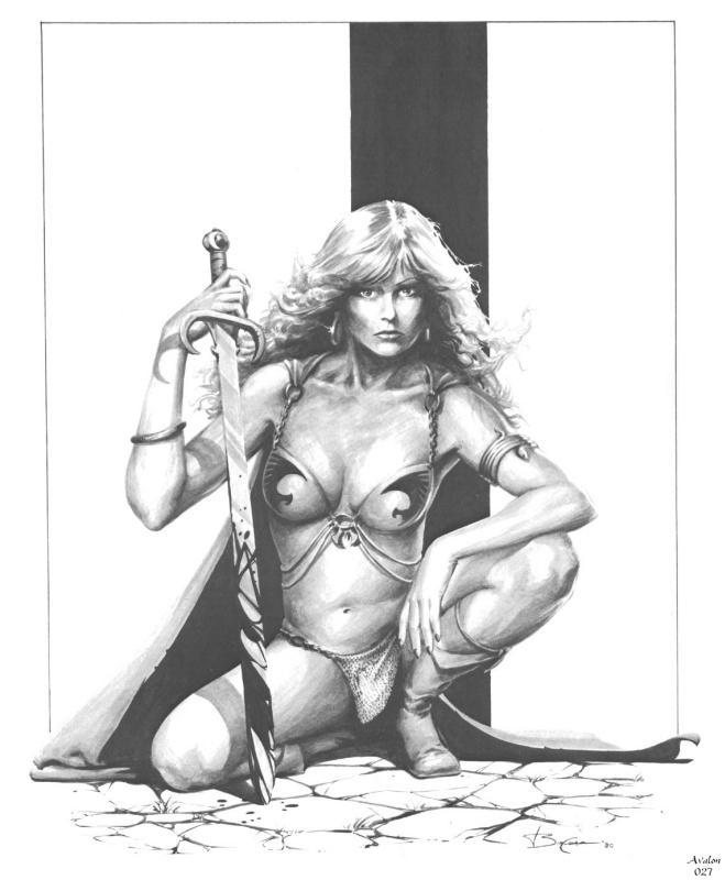 Авалон027 - Злобные девы2