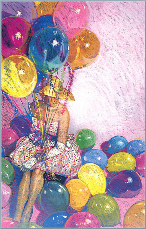 Джоэл Спектор. Воздушные шары