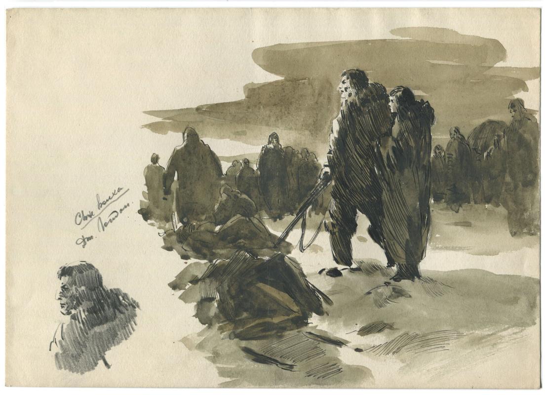 Alexandrovich Rudolf Pavlov. The son of a wolf. J. London.