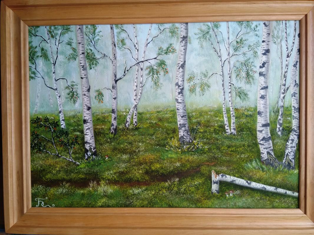 Борис Исмаилов. Birch Grove