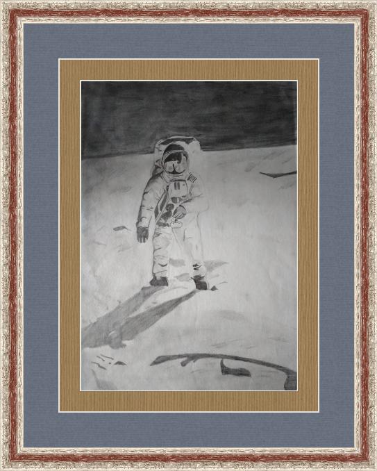 Novikov V.. Cosmonaut 90s