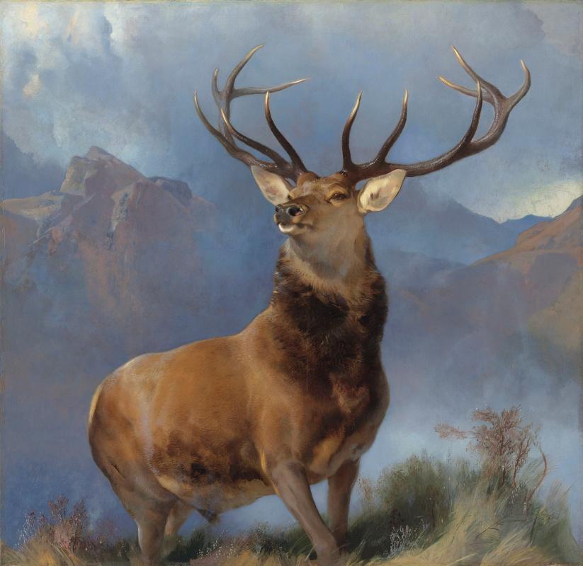 Edwin Henry Landseer. Monarch mountain valleys