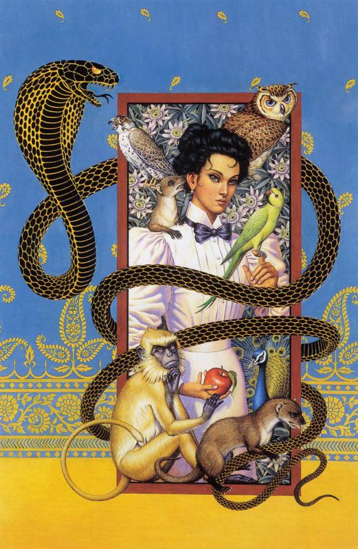 Джоди Ли. Тень змеи