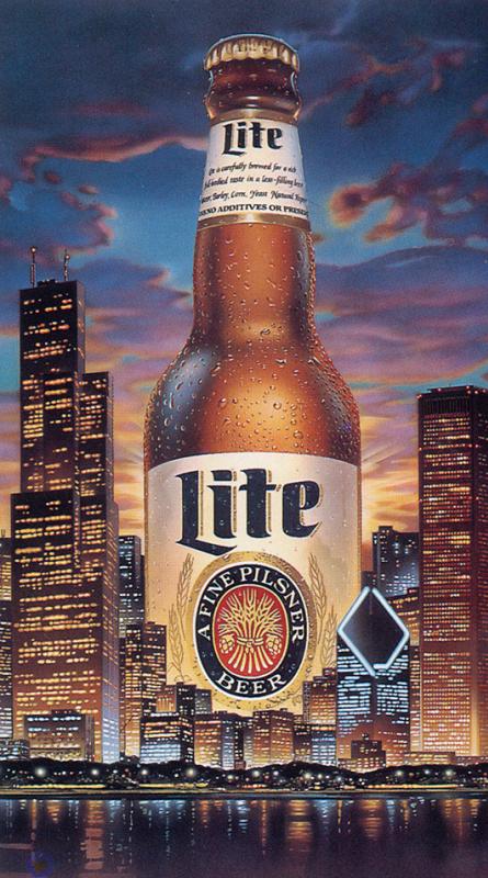 Гэри Киккарелли. Пиво