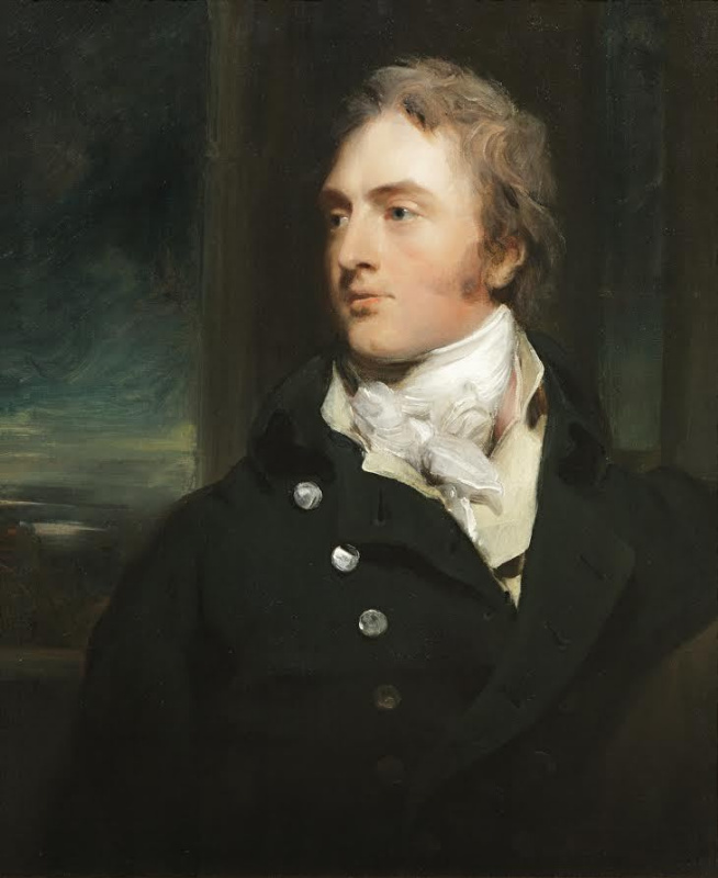 Портрет сэра Джорджа Корнуола, 3-го баронета Мокас-Корта
