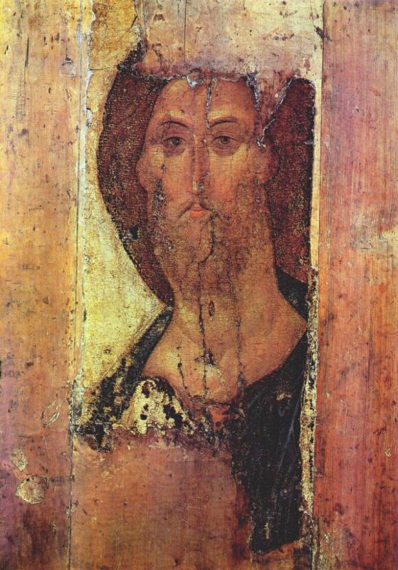 Андрей Рублев. Христос