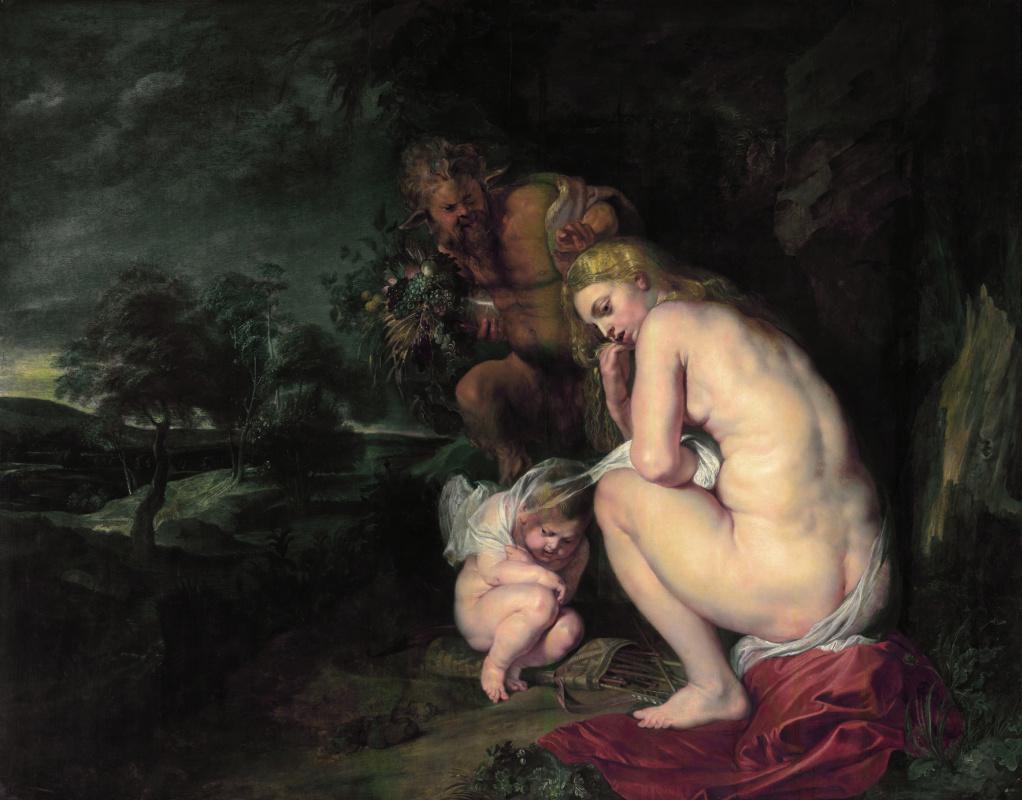 Питер Пауль Рубенс. Мерзнущая Венера