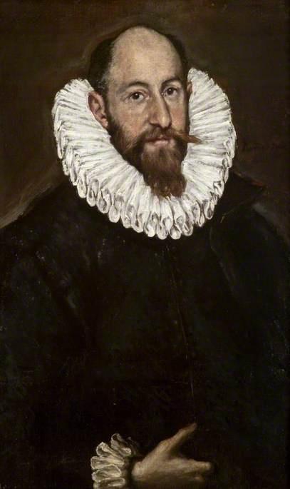 Domenico Theotokopoulos (El Greco). Portrait of a man