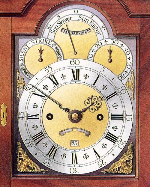 Барбара Бантиен. Часы