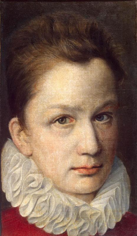 Пьер Дюмустье. Портрет юноши