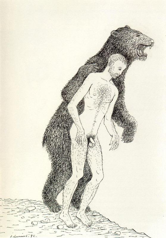 Хуан Сориано. Медведь