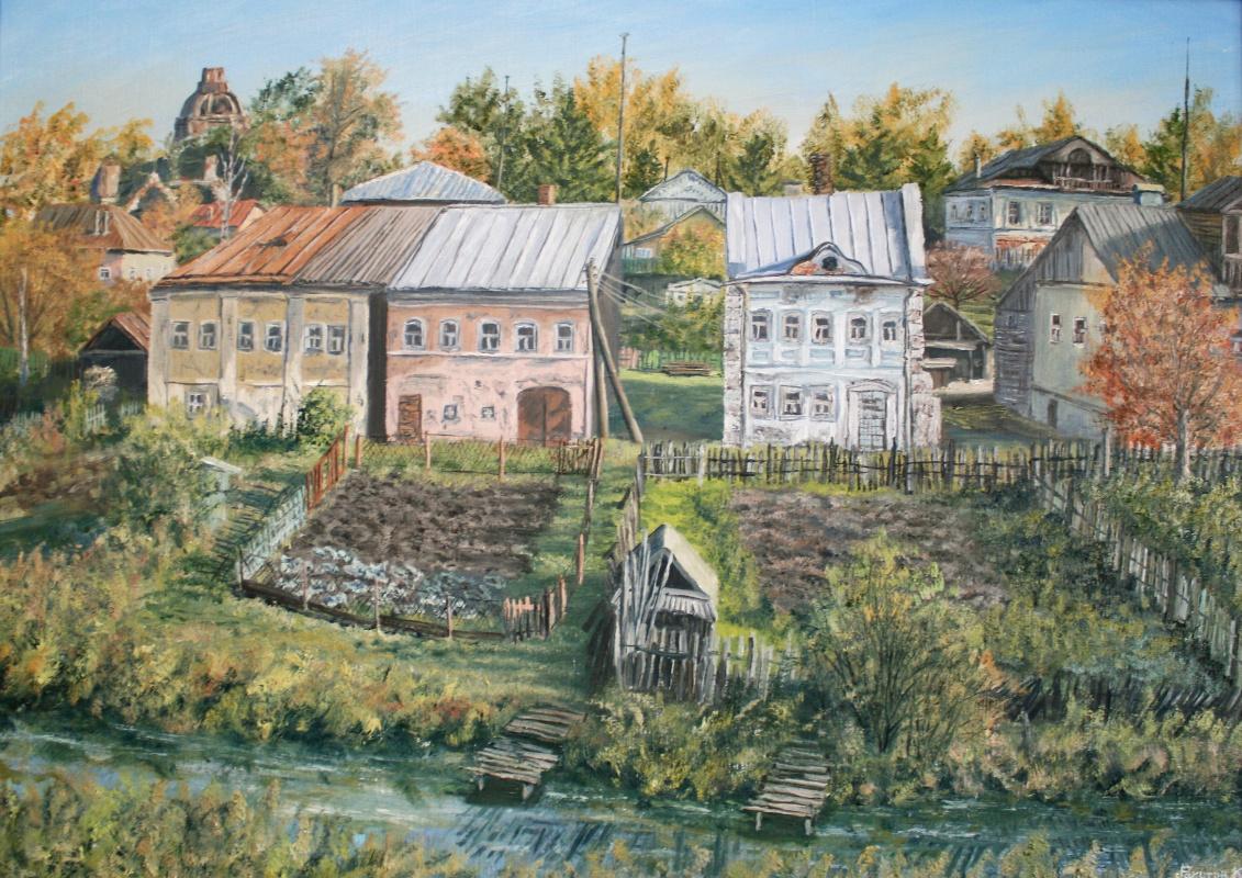 Константин Викторович Ракитин. Старый дворик