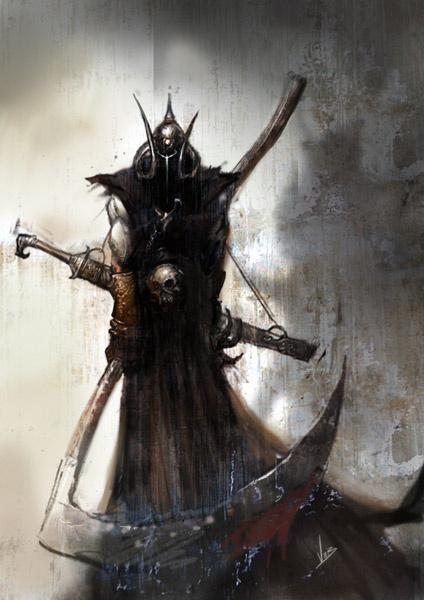 Киль. Самый мрачный жнец
