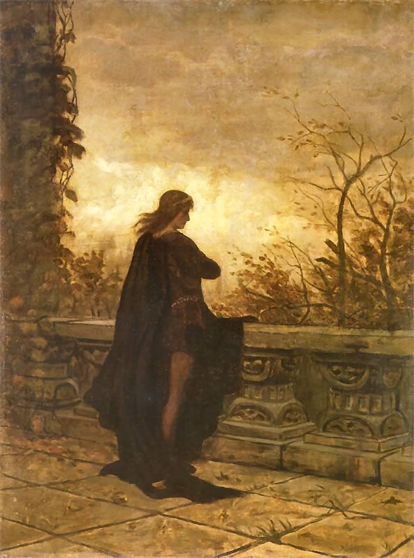 Alexander Gerymski. Hamlet