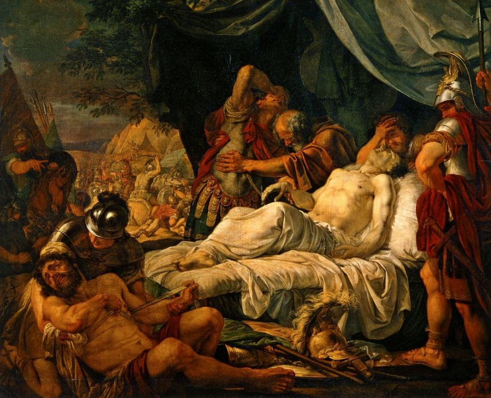 Андрей Иванович Иванов. Смерть Пелопида