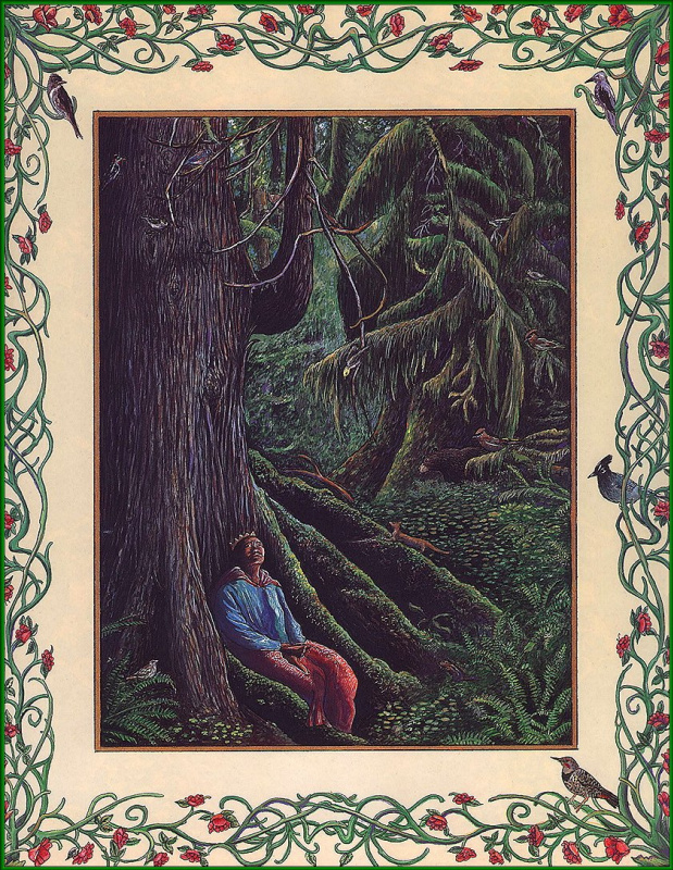 Голоса в лесу