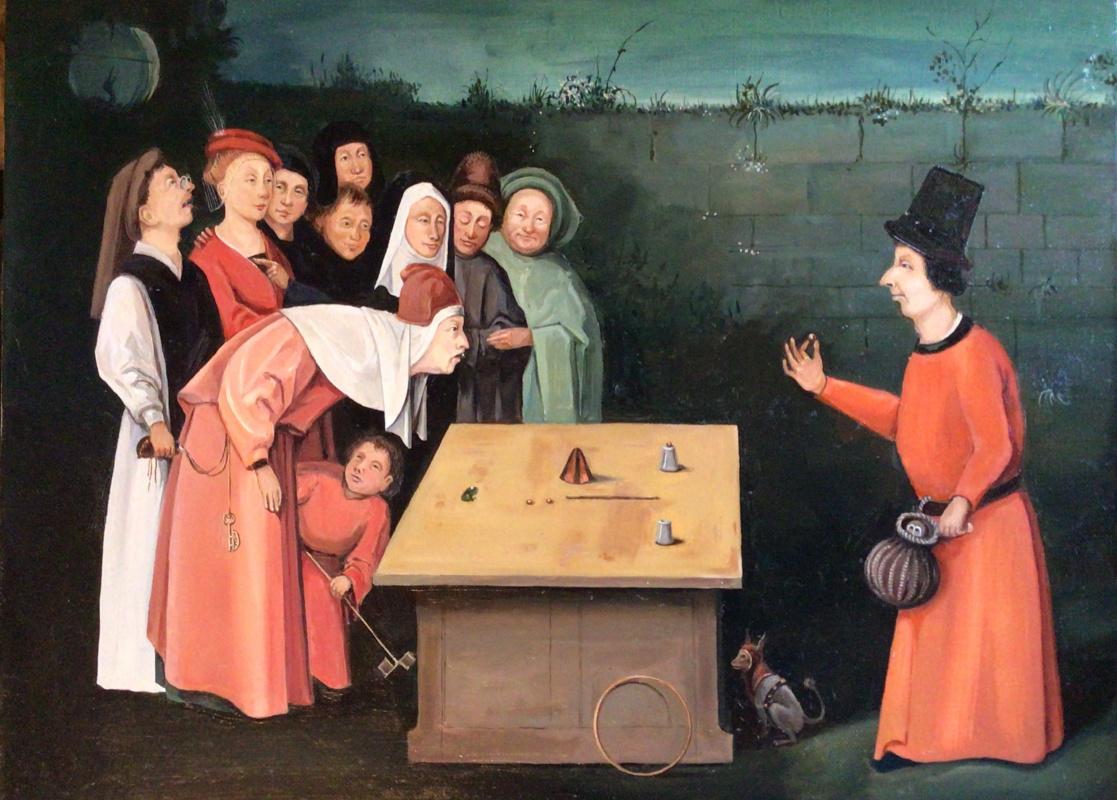 Martha Sven. Copy. Bosch. Magician