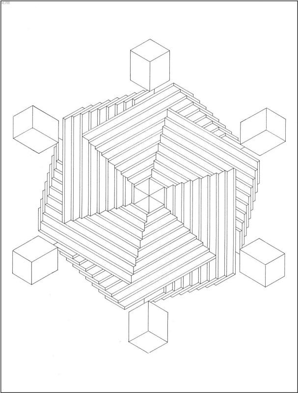 Коити Сато. Оптические иллюзии 23