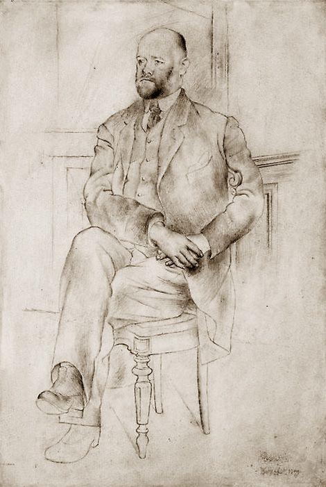Пабло Пикассо. Портрет Амбруаза Воллара