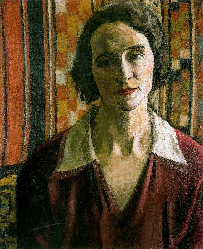 Albert Marquet. Portrait of the artist's wife