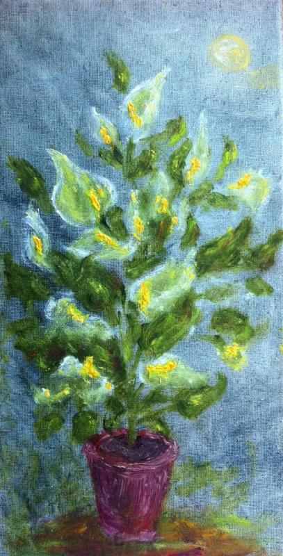Рита Аркадьевна Бекман. Цветы (женское счастье)