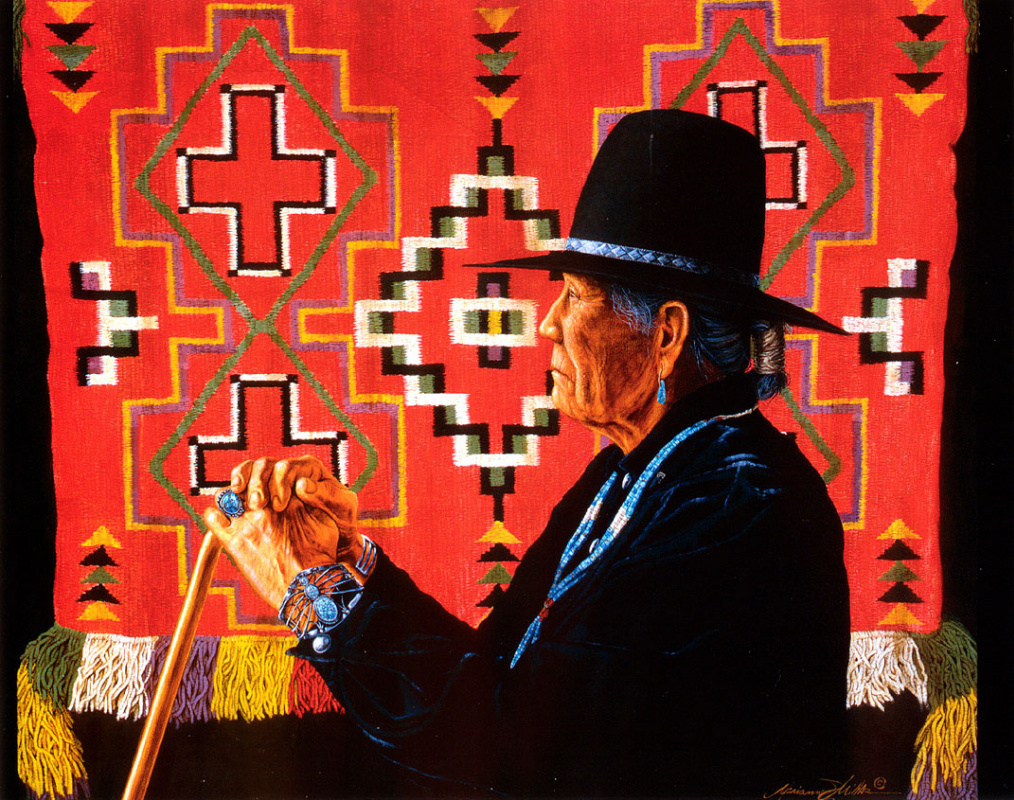 Марианна Миллар. Черная шляпа