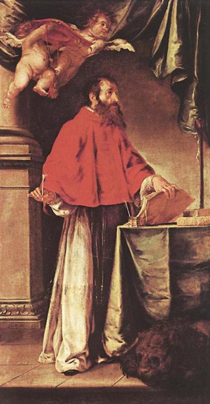 Хуан де Вальдес Леаль. Святой Иероним