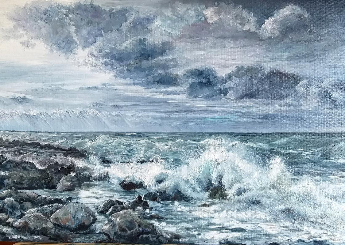 Victoria Vladimirovna Lukyanova. Storm