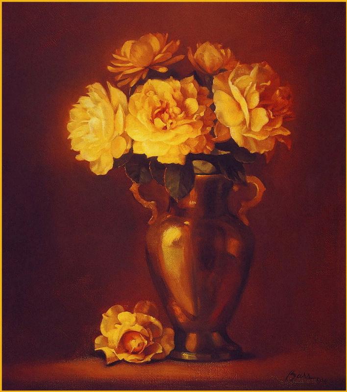 Линделл Басс. Розы