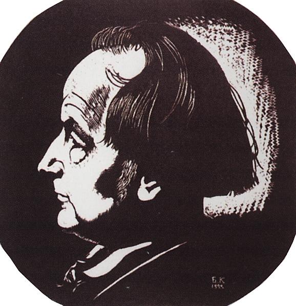 Boris Kustodiev. Portrait of V.D. Zamirailo