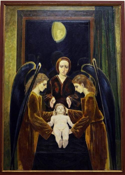 Mikhail Andreevich Savitsky. Chernobyl Madonna
