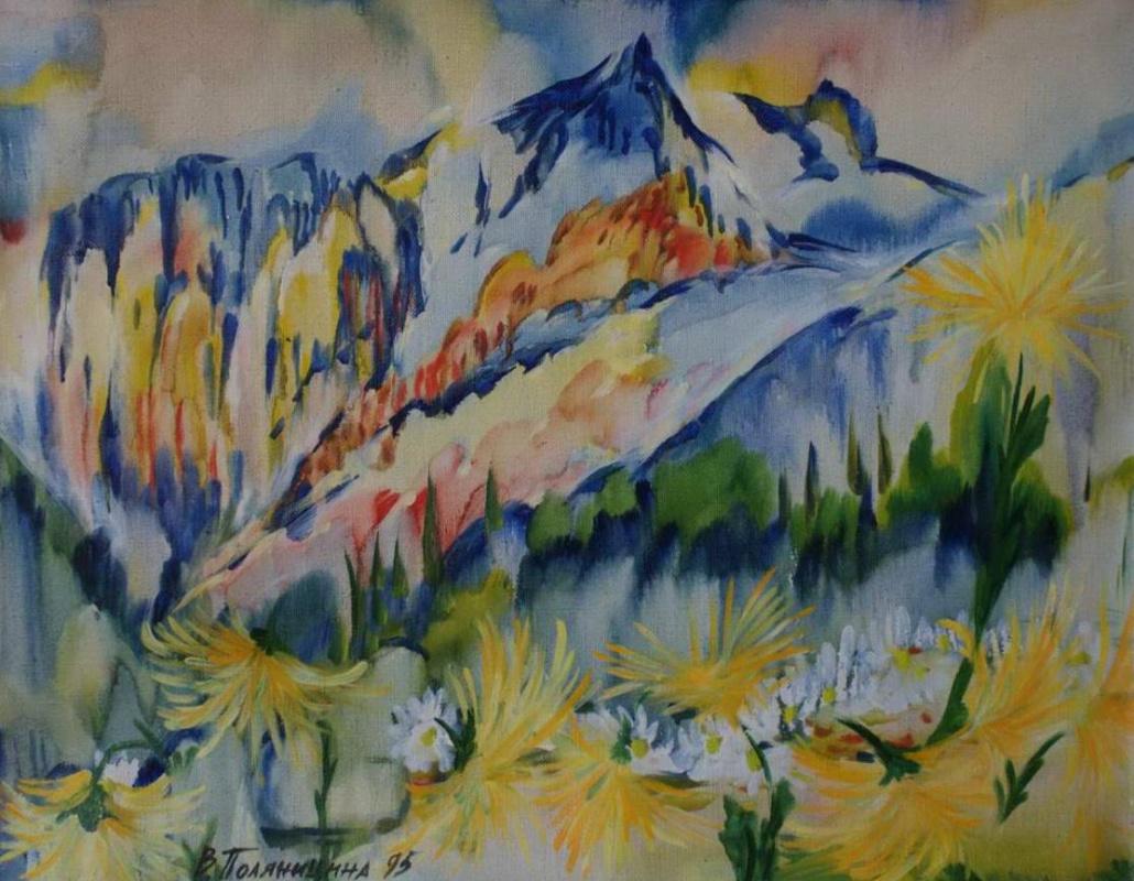 Unknown artist. Canvas number 13