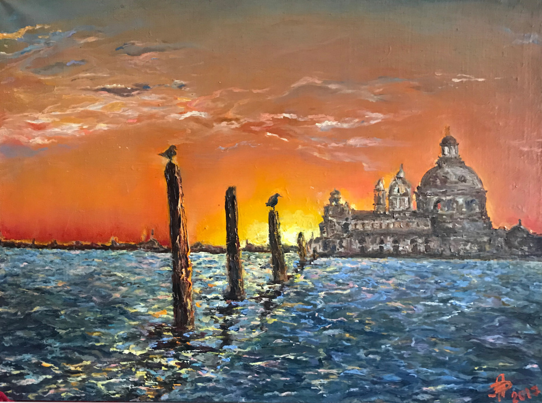 Alya ARS. Venice. View of San Marco