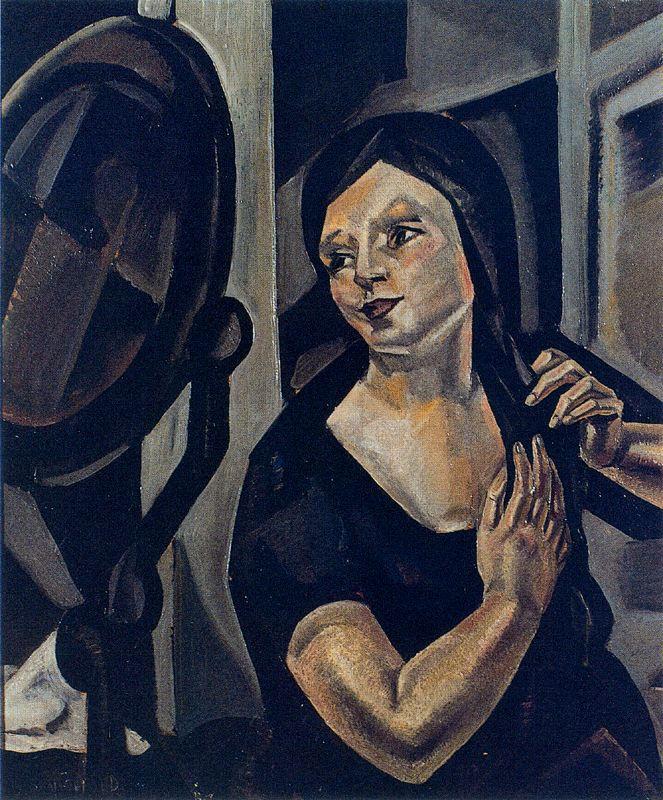 Мария Гутьеррес Бланшар. Портрет 3
