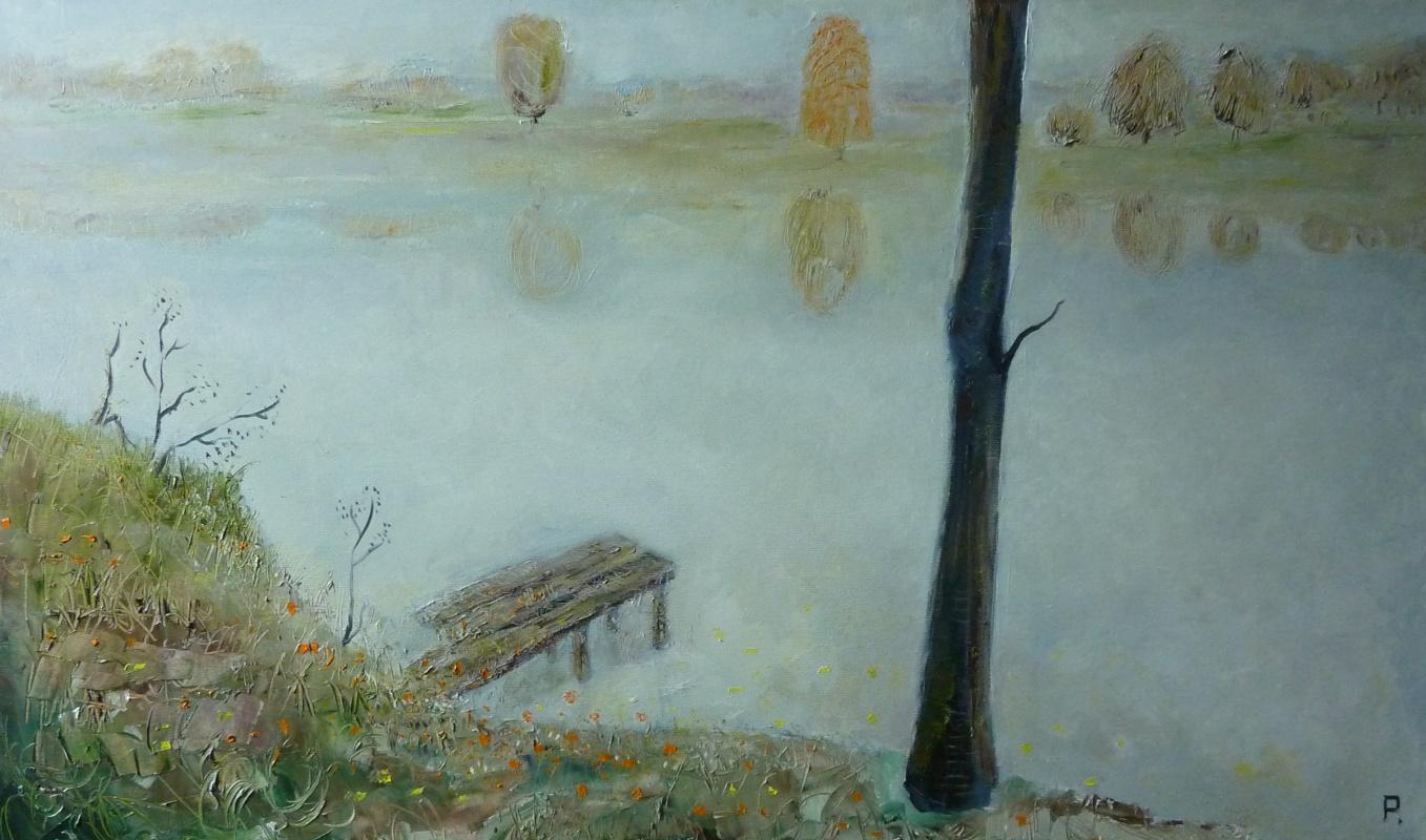 Svyatoslav Ryabkin. Lake lake