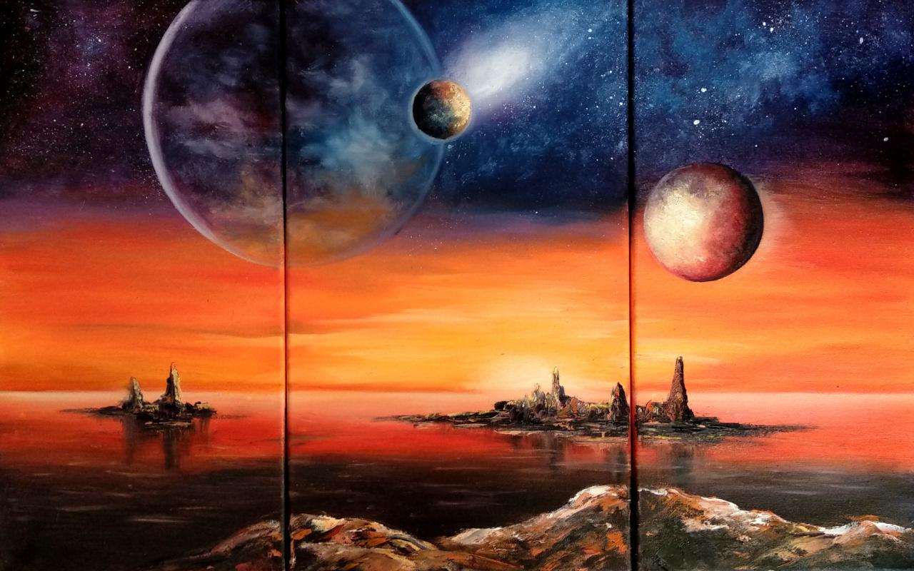Anastasia Arsenova. Fantastic Universe
