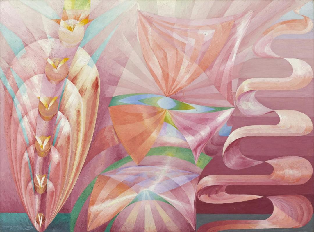 Генри Валенси. Симфония роз