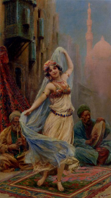 О Фабби. Восточный танец