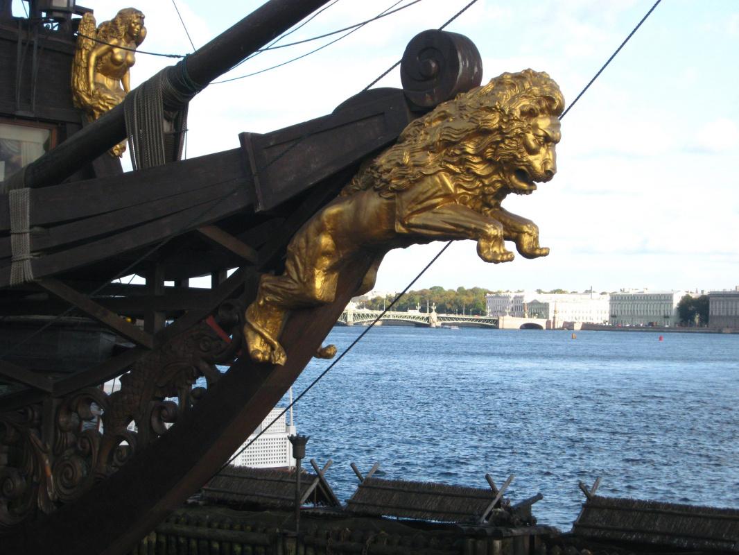 """Alexey Grishankov (Alegri). """"Throw the Golden lion"""""""