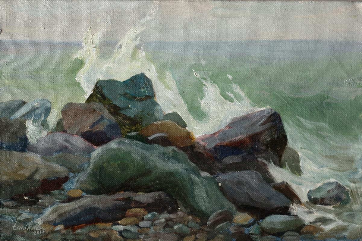 Tanika Yezhova. Wave